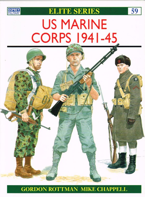 Image for US MARINE CORPS 1941-45