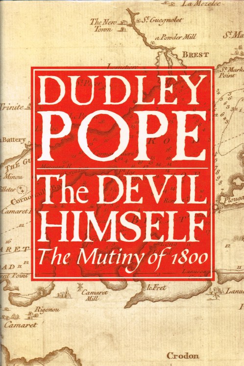 Image for THE DEVIL HIMSELF : THE MUTINY OF 1800