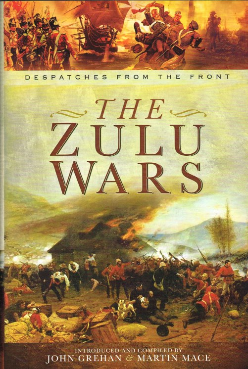 Image for DESPATCHES FROM THE FRONT: THE ZULU WARS