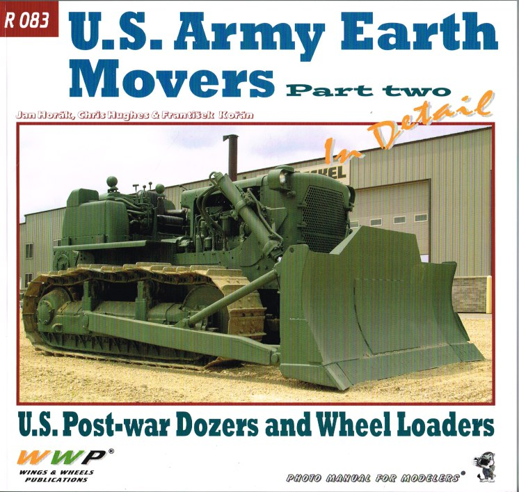 Image for US ARMY EARTH MOVERS IN DETAIL: PART TWO