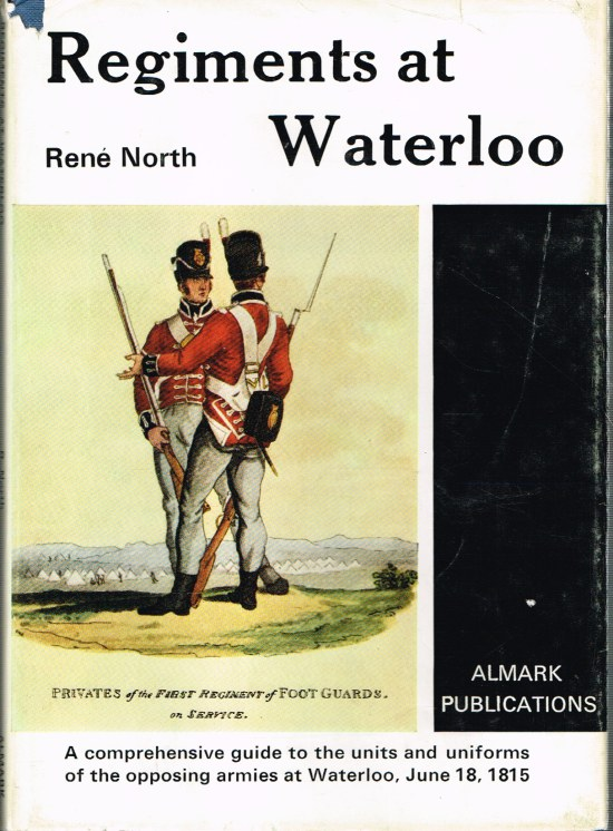 Image for REGIMENTS AT WATERLOO