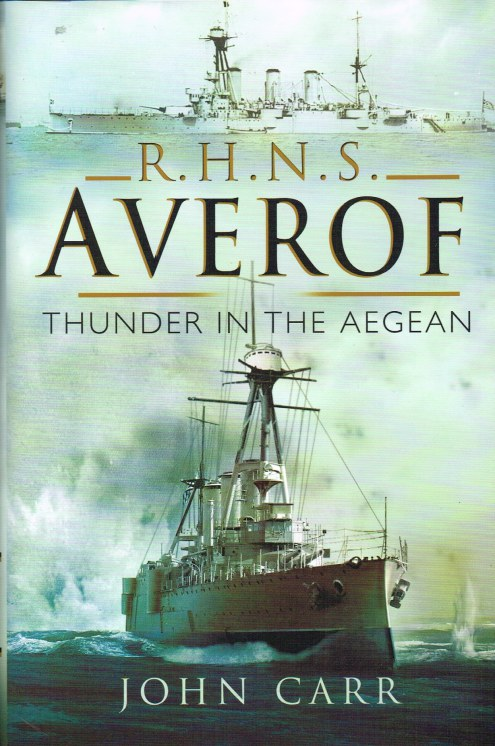 Image for RHNS AVEROF : THUNDER IN THE AEGEAN