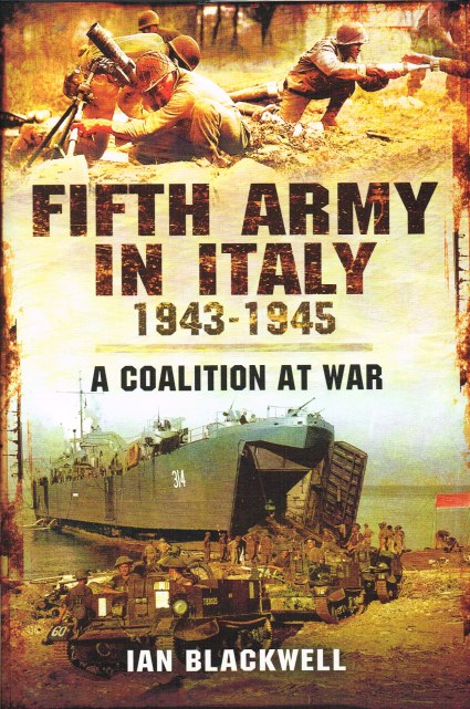Image for FIFTH ARMY IN ITALY 1943-1945: A COALITION AT WAR