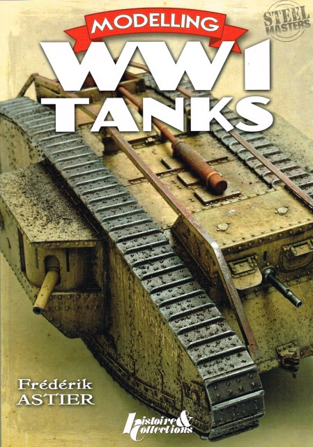 Image for MODELLING WW1 TANKS
