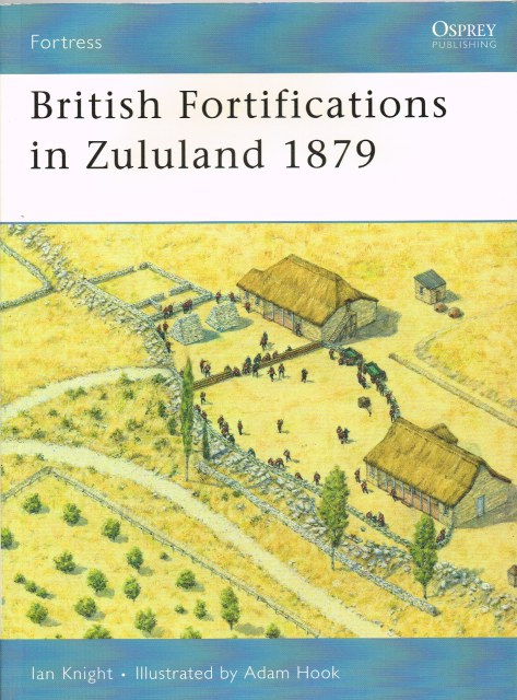 Image for BRITISH FORTIFICATIONS IN ZULULAND 1879