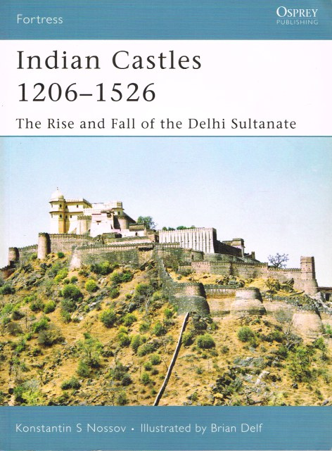 Image for INDIAN CASTLES 1206-1526: THE RISE AND FALL OF THE DELHI SULTANATE