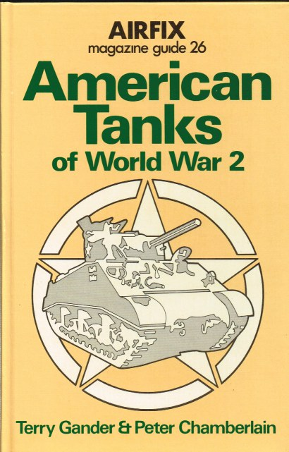 Image for AIRFIX MAGAZINE GUIDE 26: AMERICAN TANKS OF WORLD WAR 2