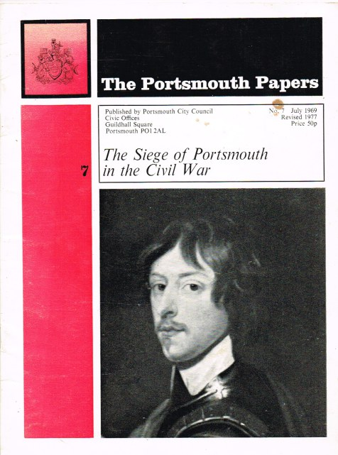 Image for THE SIEGE OF PORTSMOUTH IN THE CIVIL WAR (REVISED)