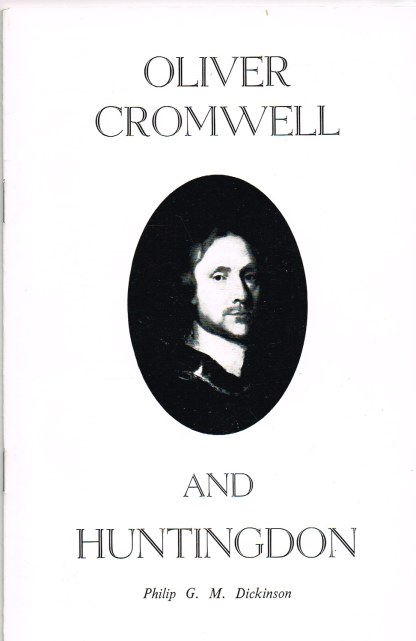 Image for OLIVER CROMWELL AND HUNTINGDON