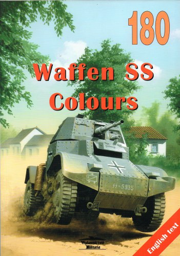 Image for WAFFEN SS COLOURS VOL 1