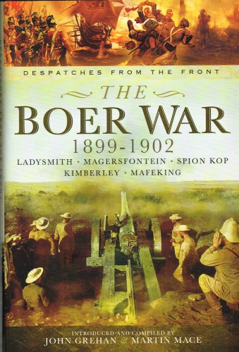 Image for DESPATCHES FROM THE FRONT: THE BOER WAR 1899-1902