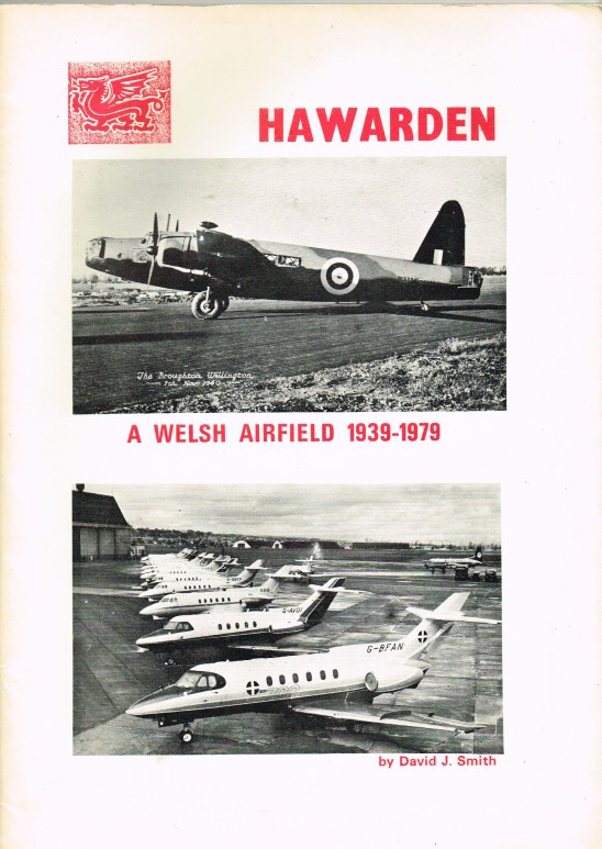Image for HAWARDEN : A WELSH AIRFIELD 1939-1979