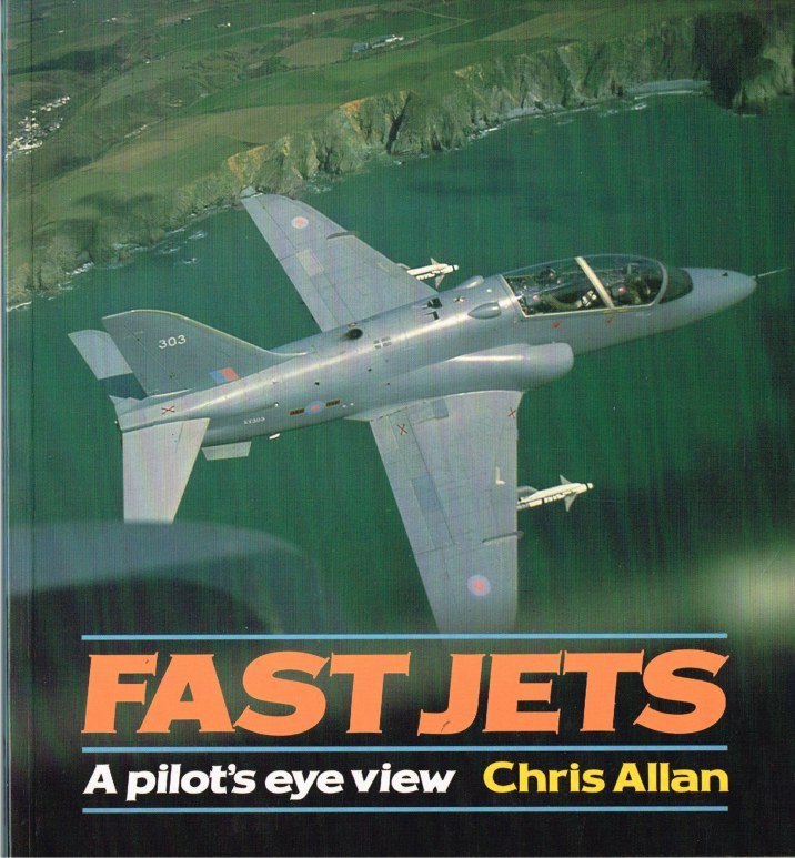 Image for OSPREY COLOUR SERIES: FAST JETS - A PILOT'S EYE VIEW