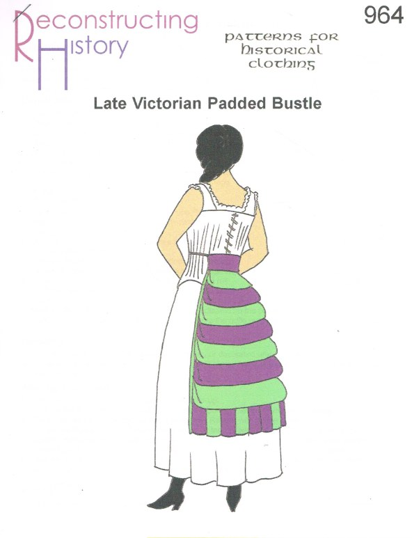 Image for RH964: LATE VICTORIAN PADDED BUSTLE