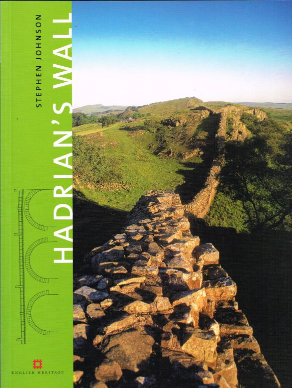 Image for ENGLISH HERITAGE: HADRIAN'S WALL