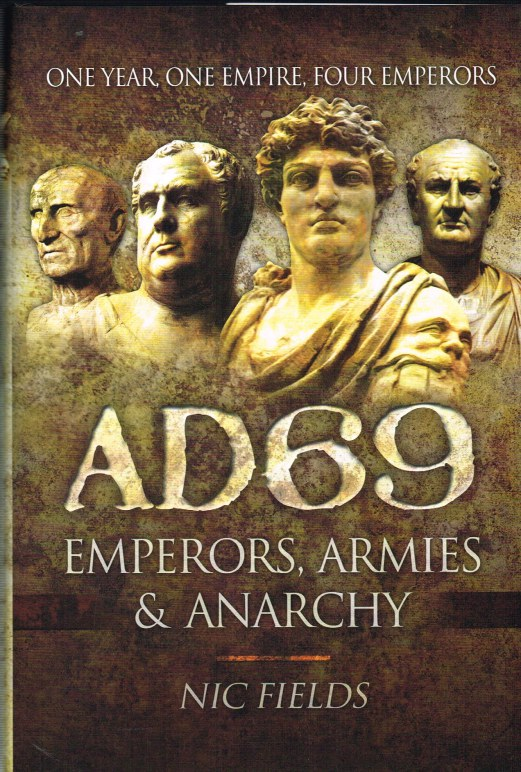 Image for AD69: EMPERORS, ARMIES & ANARCHY