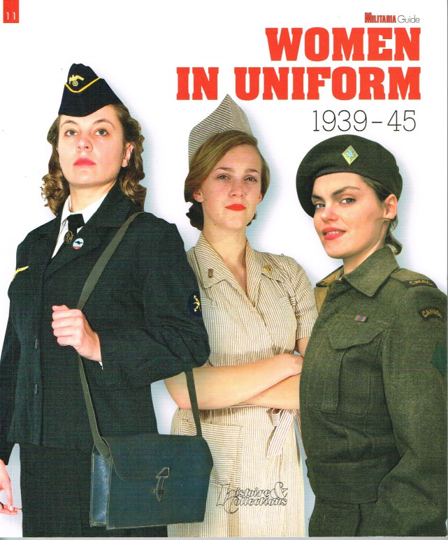 Image for WOMEN IN UNIFORM 1939-45