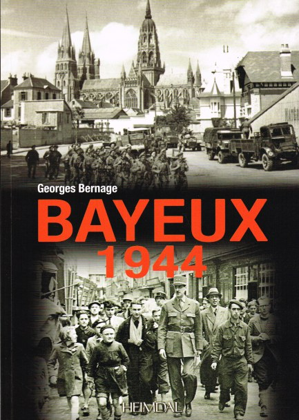 Image for BAYEUX 1944 (FRENCH TEXT)