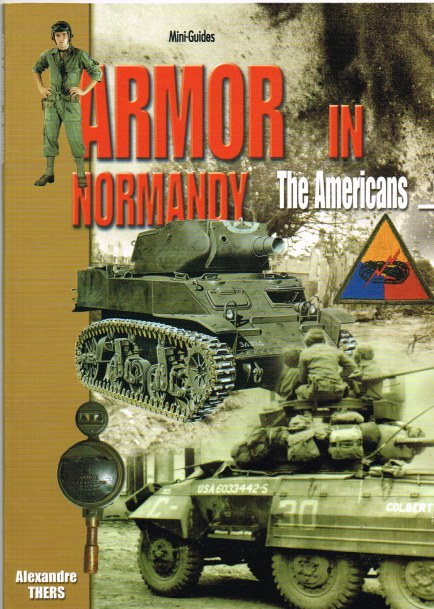 Image for ARMOR IN NORMANDY: THE AMERICANS