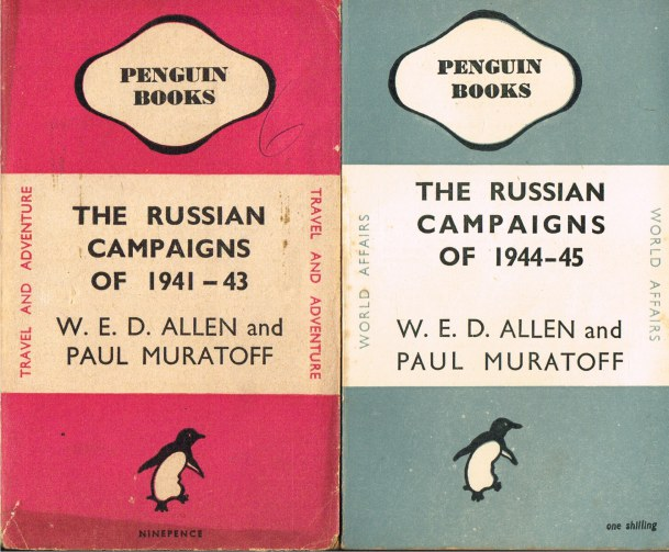 Image for THE RUSSIAN CAMPAIGNS OF 1941-43 + THE RUSSIAN CAMPAIGNS OF 1944-45 (TWO VOLUME SET)