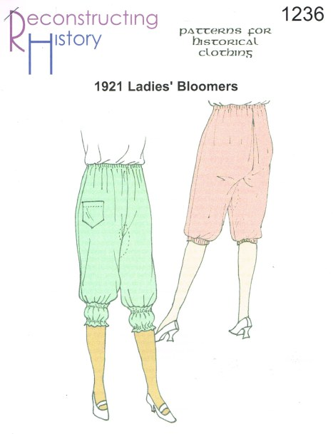 Image for RH1236: LADIES' BLOOMERS CIRCA 1921
