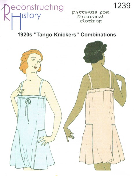 Image for RH1239: LADIES' 'TANGO KNICKERS' OR COMBINATIONS CIRCA 1920S