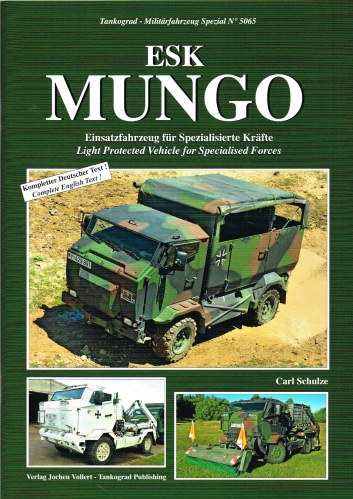Image for ESK MUNGO: LIGHT PROTECTED VEHICLE FOR SPECIALISED FORCES