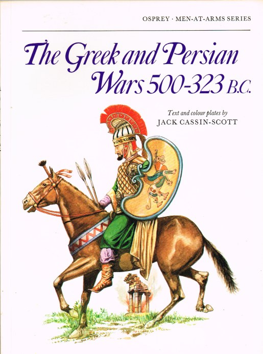 Image for THE GREEK AND PERSIAN WARS 500-323 BC