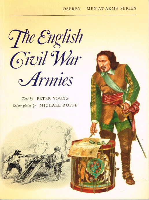 Image for THE ENGLISH CIVIL WAR ARMIES