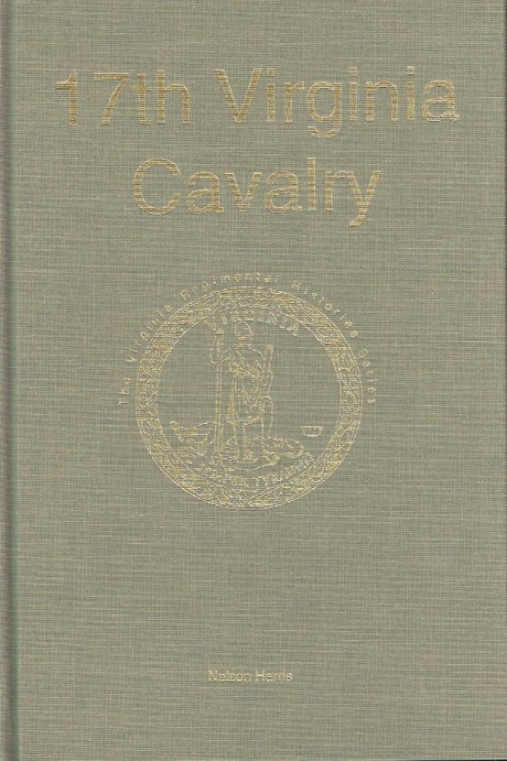 Image for 17TH VIRGINIA CAVALRY (SIGNED COPY)