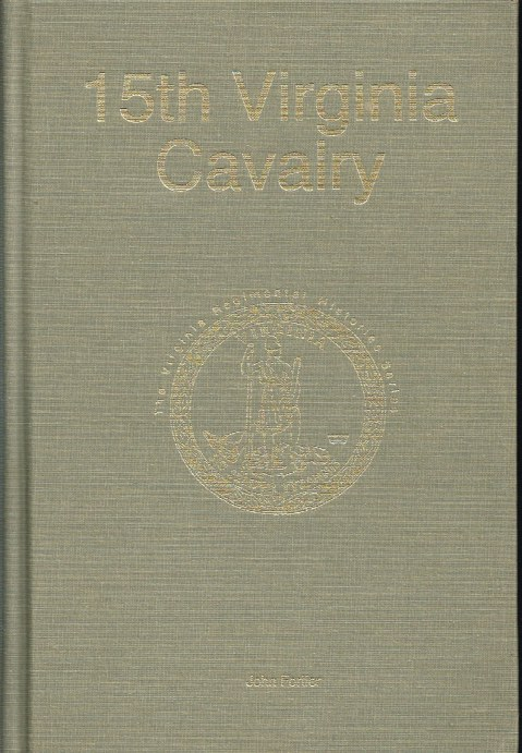 Image for 15TH VIRGINIA CAVALRY (SIGNED COPY)