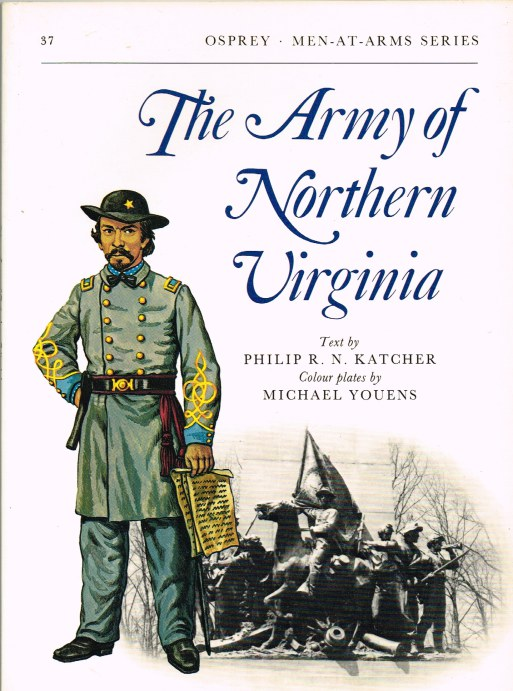 Image for THE ARMY OF NORTHERN VIRGINIA