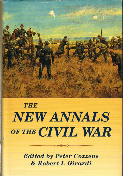 Image for THE NEW ANNALS OF THE CIVIL WAR