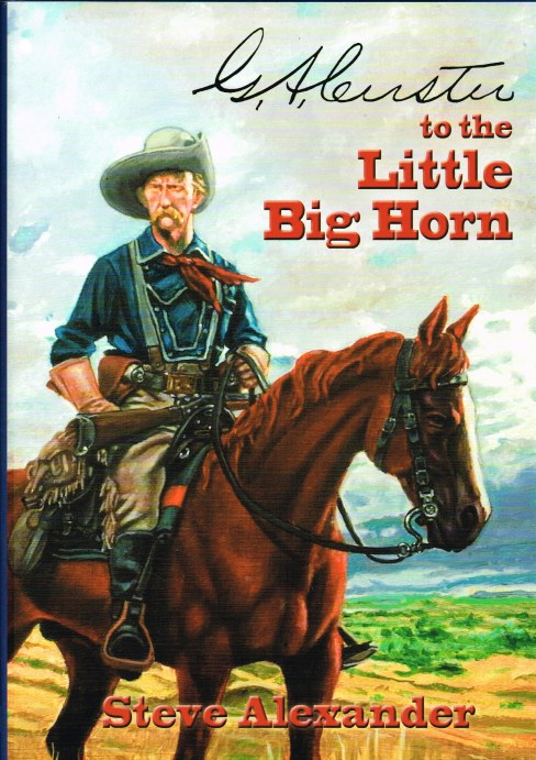 Image for G.A. CUSTER TO THE LITTLE BIG HORN