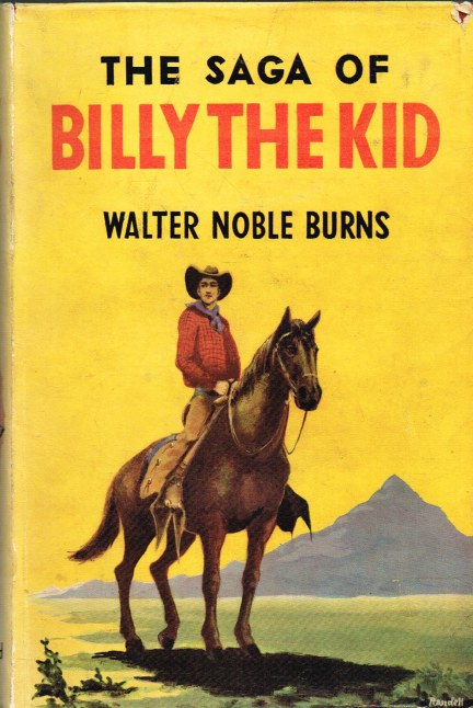 Image for THE SAGA OF BILLY THE KID