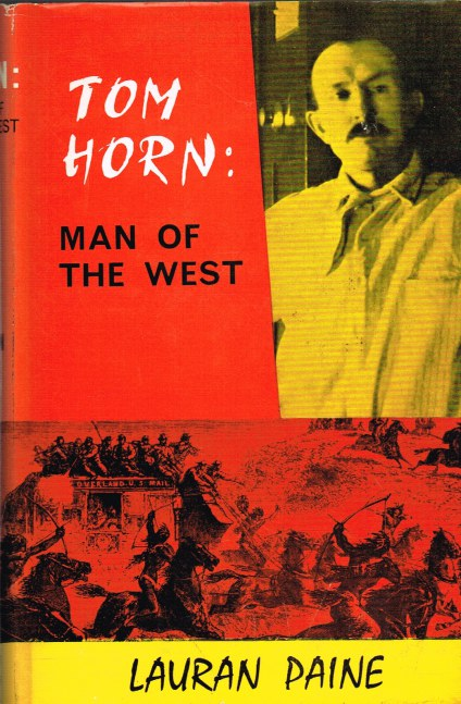 Image for TOM HORN: MAN OF THE WEST