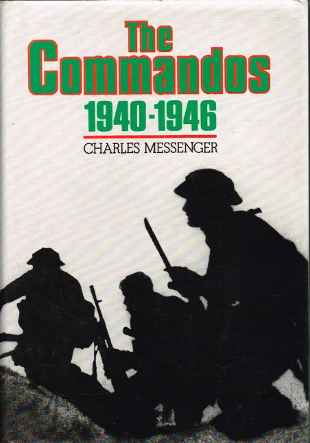 Image for THE COMMANDOS 1940-1946