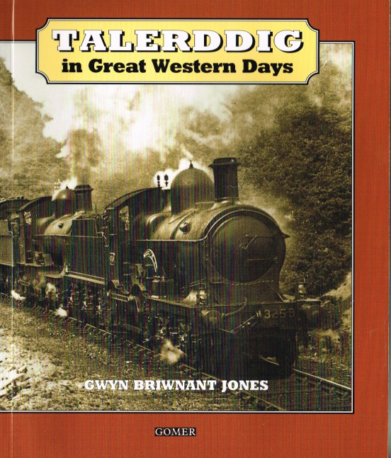 Image for TALERDDIG IN GREAT WESTERN DAYS