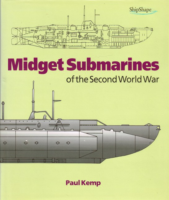 Image for MIDGET SUBMARINES OF THE SECOND WORLD WAR