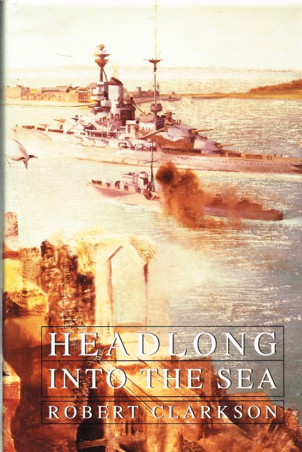 Image for HEADLONG INTO THE SEA