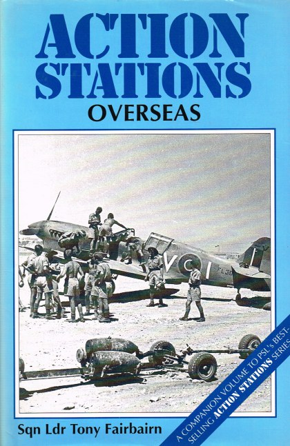 Image for ACTION STATIONS OVERSEAS