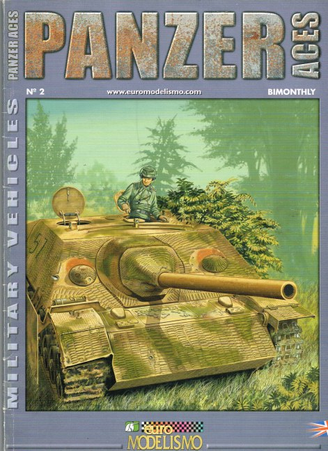 Image for PANZER ACES NO.2