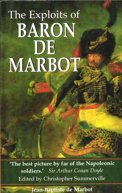 Image for THE EXPLOITS OF BARON DE MARBOT