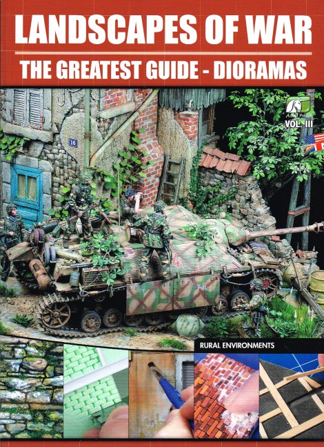 Image for LANDSCAPES OF WAR - THE GREATEST GUIDE - DIORAMAS: VOL.3