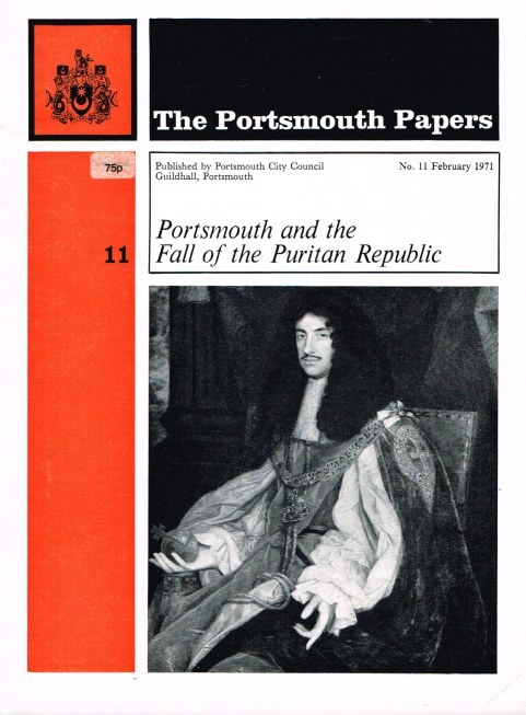 Image for PORTSMOUTH AND THE FALL OF THE PURITAN REPUBLIC