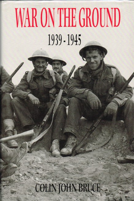 Image for WAR ON THE GROUND 1939-1945