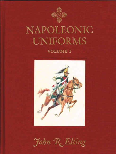 Image for NAPOLEONIC UNIFORMS: VOLUME I
