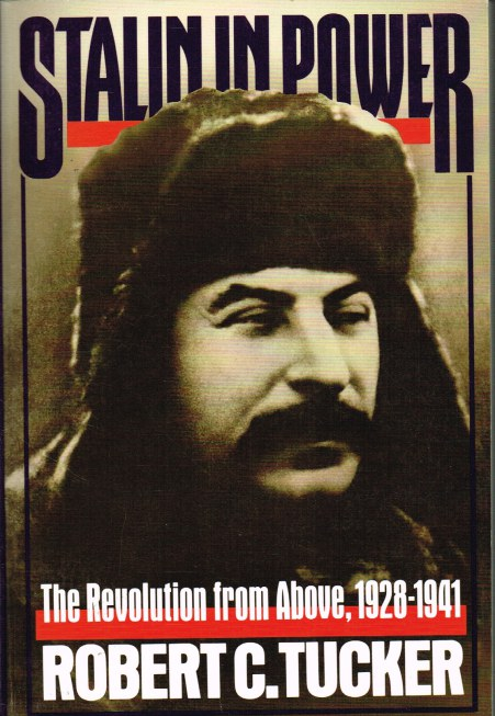 Image for STALIN IN POWER: THE REVOLUTION FROM ABOVE, 1928-1941