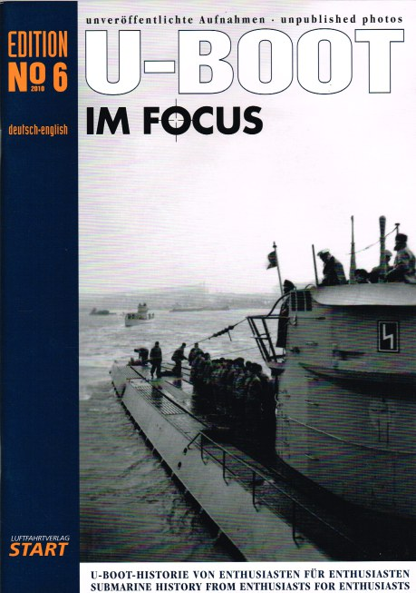 Image for U-BOOT IM FOCUS: EDITION NO.6