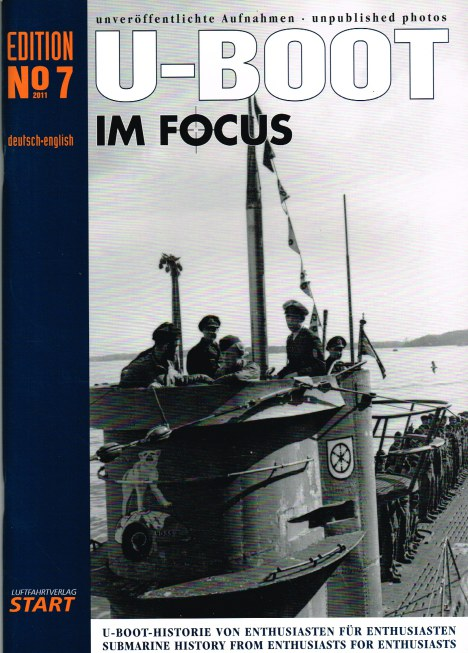 Image for U-BOOT IM FOCUS: EDITION NO.7
